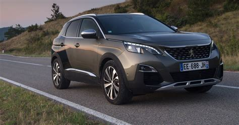 peugeot 3008 price 2018 peugeot 3008 pricing and specs suv touches