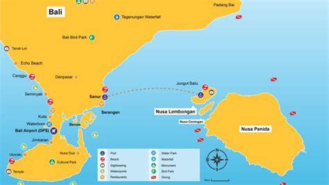 fast boat sanur to nusa lembongan compagnie fastboat dcamel bali nusa lembongan lebaliblog