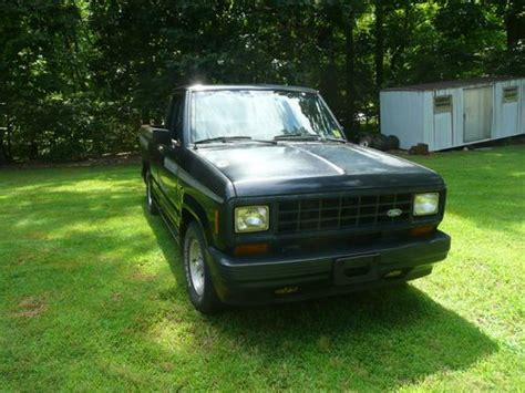 automotive air conditioning repair 1988 ford courier on board diagnostic system find used 1988 ford ranger custom standard cab pickup 2 door 2 9l in rutherfordton north