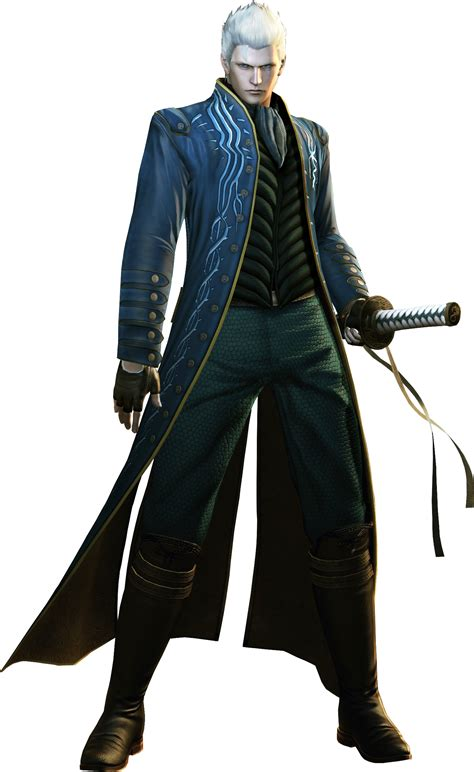 Kartu Non Official Semi Transparan 3 vergil may cry wiki fandom powered by wikia