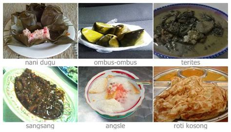 masakan khas daerah sumatra utara masakan khas daerah