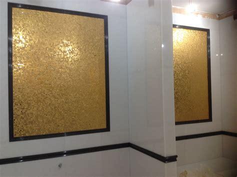 bagno in oro bagno mosaico oro stonest multilingua