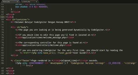 tutorial codeigniter hmvc penerapan hmvc pada framework codeigniter 3 jendela dunia