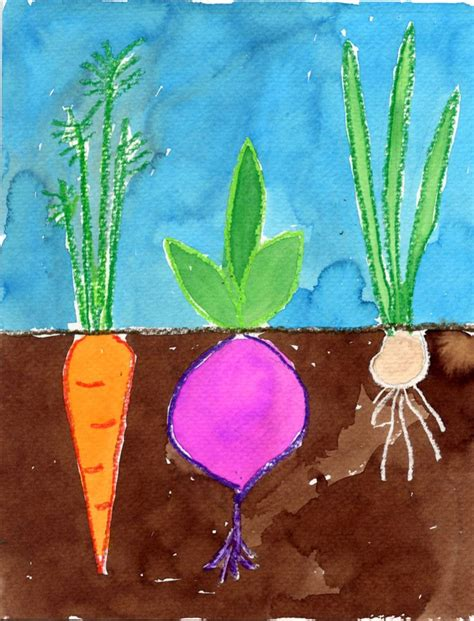 Root Vegetable Garden 808 Best Images About Elementary Lesson Plan Ideas On