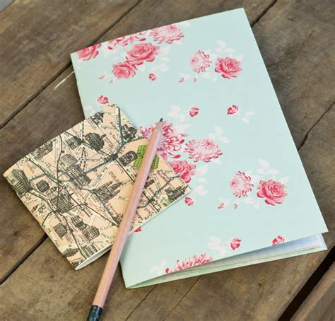 How To Make Handmade Journals - journal crafts