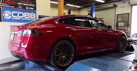 How Much Torque Does A Tesla just how much torque does the tesla model s p100d