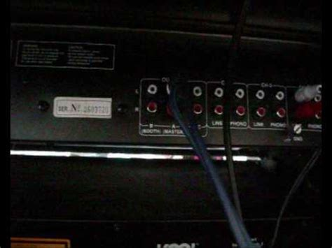 Dj Am And Trachtenberg Hook Up 2 by How To Set Up Dj Gear Connect Cd Player To Mixer To