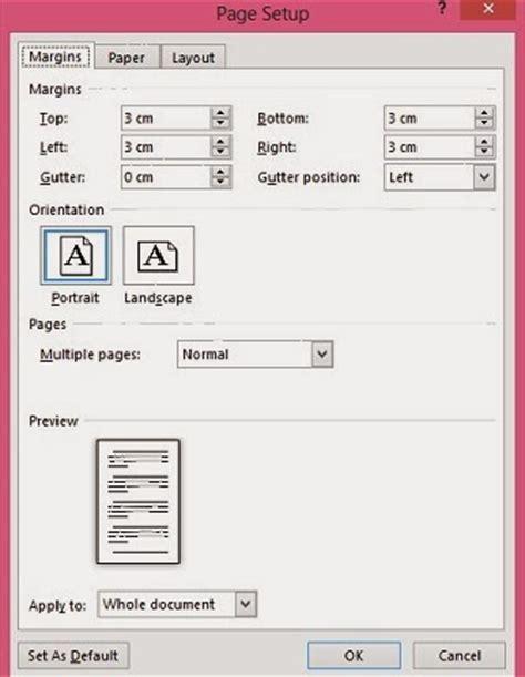 Kertas Folio Pertanyaan Tentang Ukuran Kertas Folio Tips Komputer