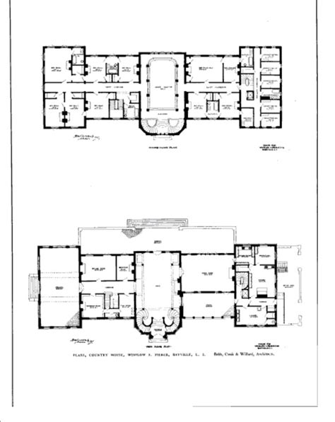 gilded age mansions floor plans dunstable 1st floor gilded age mansions pinterest