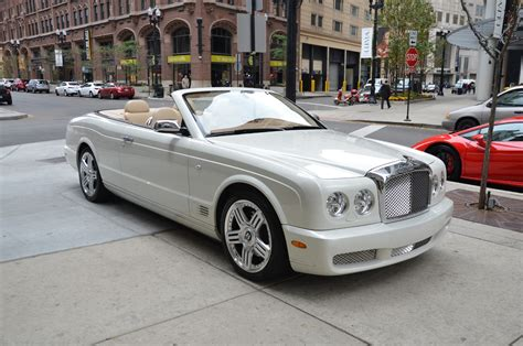 bentley azure for sale 2010 bentley azure t stock 14411 s for sale near chicago