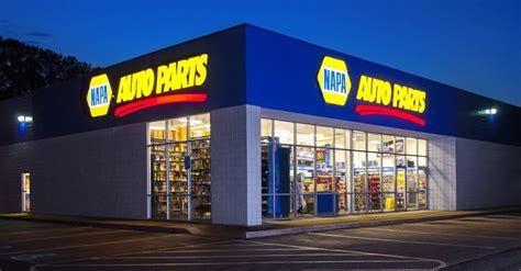 Image Gallery napa auto parts store