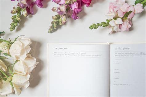 Wedding Organiser by White Book Wedding Diary Organiser Southern