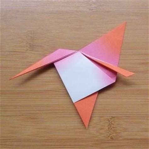 Origami Mockingbird - hunger mockingjay origami