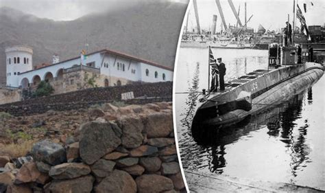 german u boat gold homeowner fears tourist hotspot villa was secret nazi base
