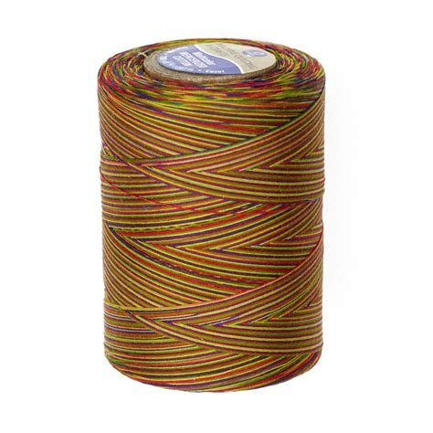 Quilting Thread by Cotton Machine Quilting Multicolor Thread 1200 Yd Mexicana