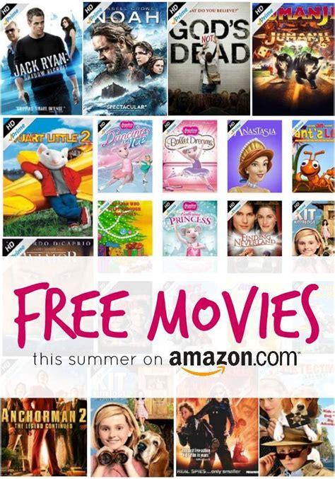 amazon movie watch free movies this summer on amazon