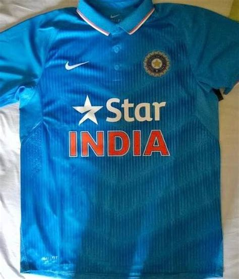 design jersey online india team india dons a new look for the world cup 2015