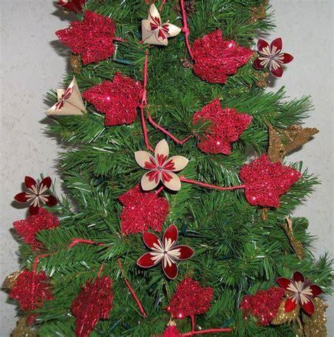 fiori natalizi di carta 92 addobbi di natale con la carta foto tempo libero
