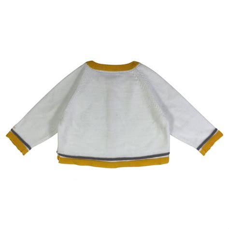 Cardigan Unisex unisex baby cardigan