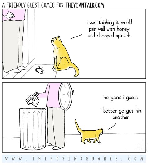 they can talk a collection of comics about animals guest comics for other webcomics