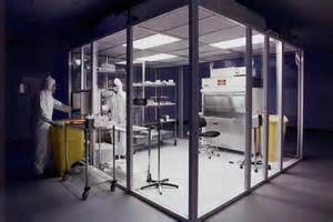 Micro clean softwall cleanroom