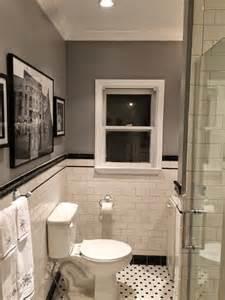 vintage subway tile bathroom 17 best ideas about tile floors on