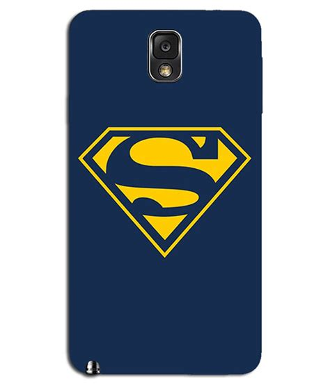 yolodesi superman logo back cover for samsung galaxy note 3 multicolor buy yolodesi superman