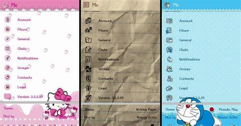 download tema line android lucu tema bbm mod lucu gratis v3 3 3 39 paper hello kitty