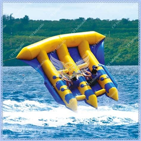 flying boat towables online buy wholesale inflatable flying fish towable from