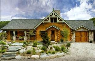 custom log cabin traditional exterior new york by