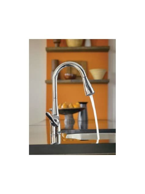 moen automatic kitchen faucet moen 7594 moen arbor moen 7594 kitchen faucet build com