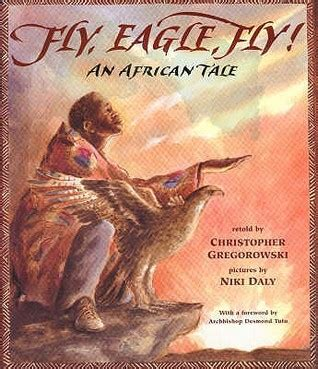 fly goose retold a fairytale books fly eagle fly an tale picture book