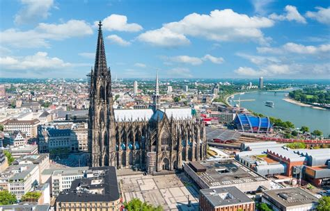 germany tourist attractions map 10 top tourist attractions in cologne with photos map