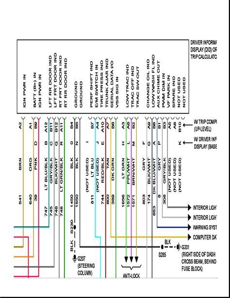 2006 pontiac g6 radio wiring diagram wiring diagram 2018