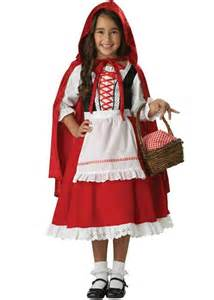 red riding hood costume kids