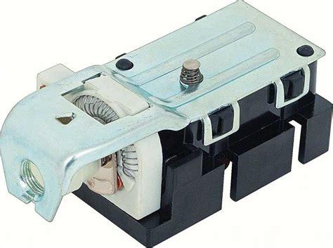 1961 impala headlight switch free wiring