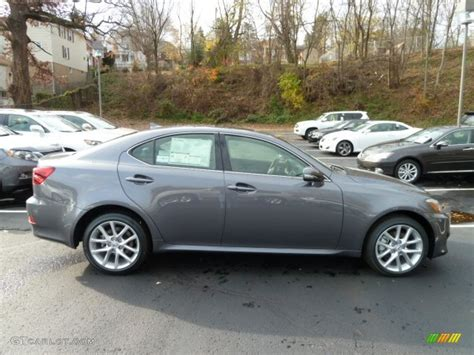 lexus nebula gray pearl nebula gray pearl 2012 lexus is 250 awd exterior photo