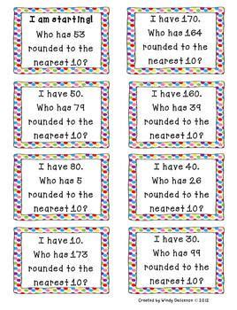 printable rounding numbers games 3rd grade rounding games teacher gameroom powerpoint