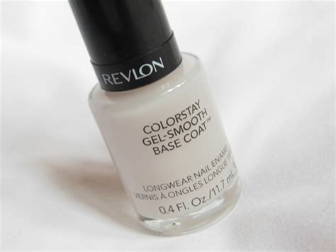 Revlon Base Coat revlon colorstay gel smooth base coat nail enamel 005