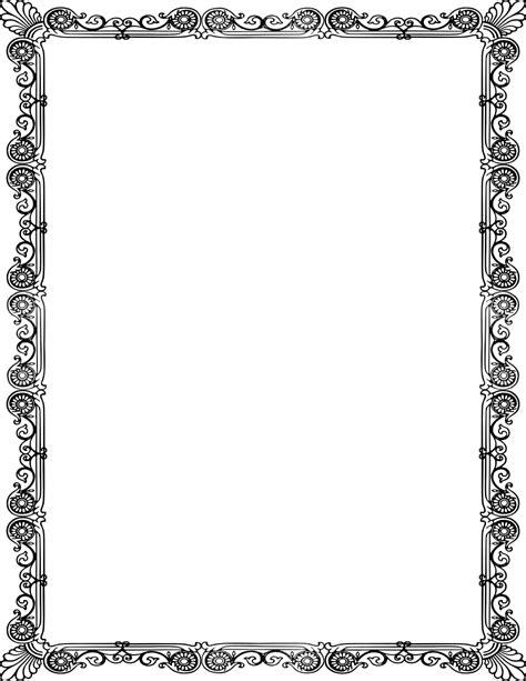 ornate frame crisp - /page_frames/old_ornate_borders