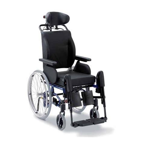 fauteuil roulant de fauteuil roulant de confort netti