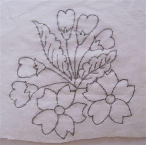 imagenes de flores para bordar a mano bordados a mano patrones gratis imagui