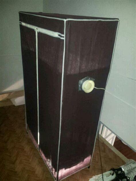 como hacer armario cultivo indoor sensillo barato  discreto taringa