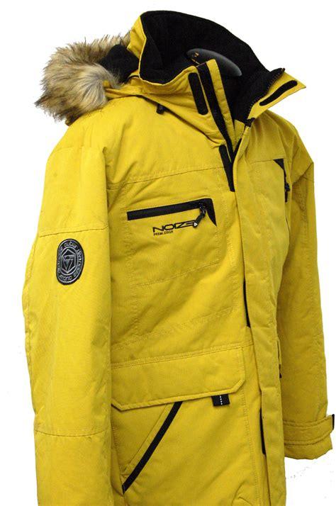 designer noize winter jacket size large property