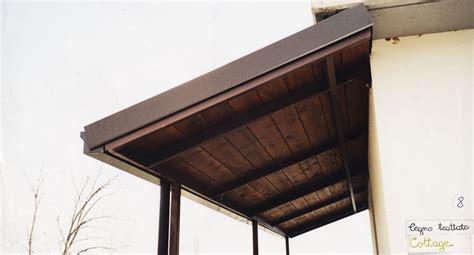 tettoie in ferro e legno il meglio di potere tettoie in legno e vetro battuto