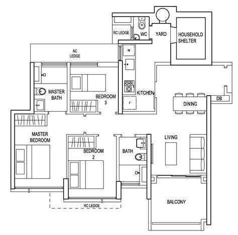 terrace floor plans the terrace showflat location showflat hotline 6100 7122