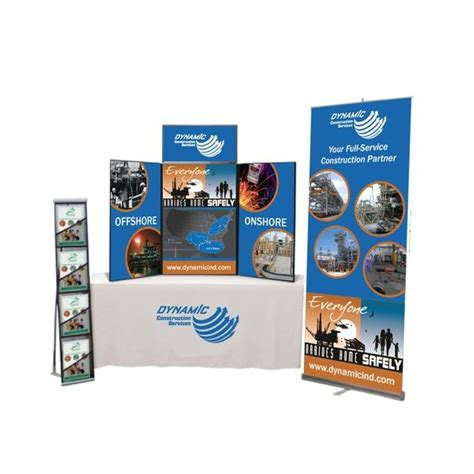table top display classic trade show table top display package