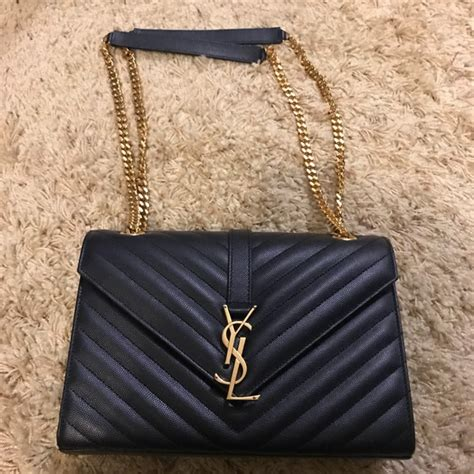 saint laurent bags ysl medium envelope bag poshmark