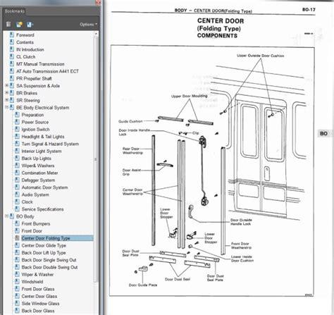motor repair manual 2005 toyota 4runner security system download a manual