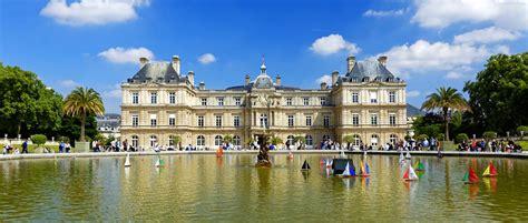 a parigi il palazzo e i giardini di lussemburgo vivi parigi